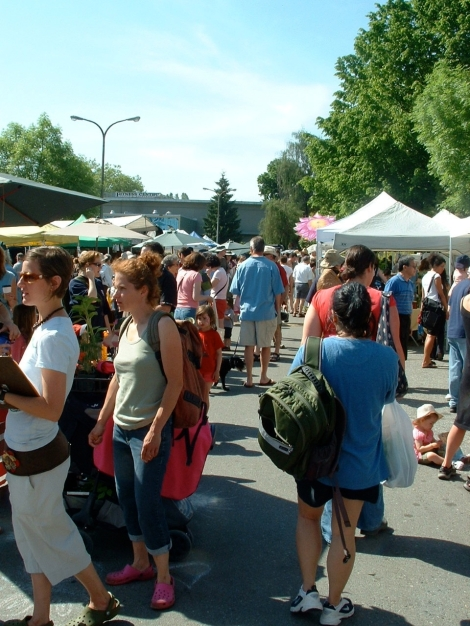 Photo credit: Vancouver Farmers' Markets